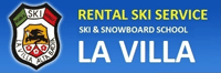 Ski rental in La Villa