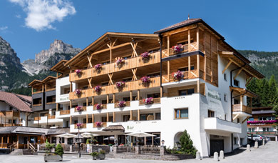 Holiday at the Hotel Gran Risa at La Villa / Alta Badia