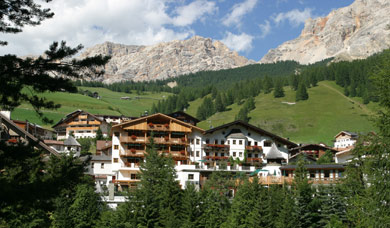 Hotel Rosa Alpina at San Cassiano in Alta Badia