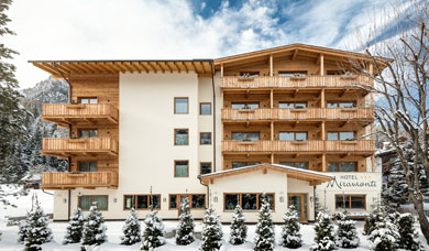Douple room Comfort in Alta Badia at Hotel Miramonti